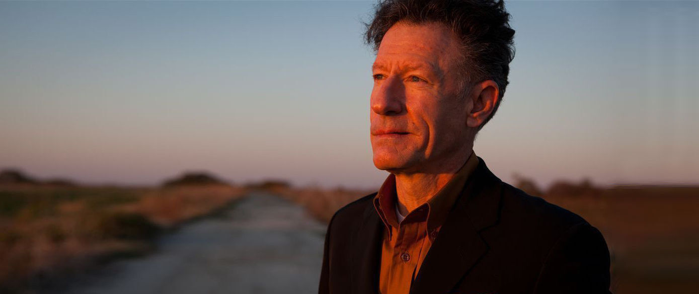 PARKING PASSES ONLY Lyle Lovett