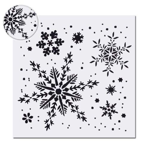 Cutting Metal Dies Card DIY Snowflakes Craft Scrapbooking Stencil Paper Album
