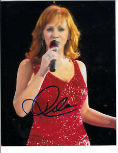 Reba-McEntire-Country-Legend-Signed-Autograph-8-034-x10-034-Photo