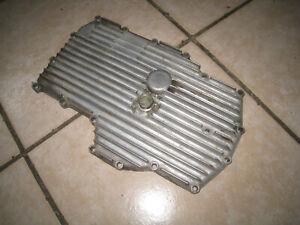 GSX-750-Katana-Olwanne-Oelwanne-Motor-deckel-Ablassschraube-engine-oil-pan-cover