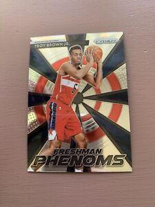 2018-19-Panini-Prizm-Basketball-Freshman-Phenoms-Troy-Brown-Jr