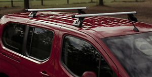 Genuine Vauxhall Combo Life Roof Bars Carrier Rack W O