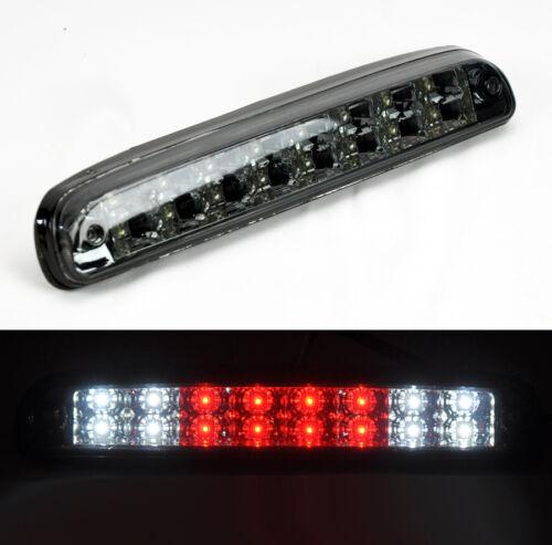 Ford F250 F350 F450 F550 Super Duty 99-14 Rear 3rd G2 LED Stop Brake Light Smoke