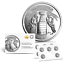 2017-Canada-125th-Anniversary-Stanley-Cup-25-Cents-Coins-10-Coin-Pack thumbnail 2