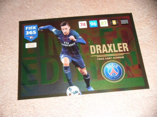 Panini Adrenalyn XL Fifa365 2016//17 Update Limited Edition various choice