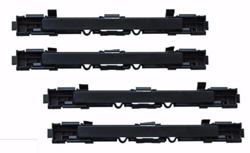 4x Abdeckung Leiste Gepäck Dachträger Blende für OPEL ASTRA H ZAFIRA B //86456840