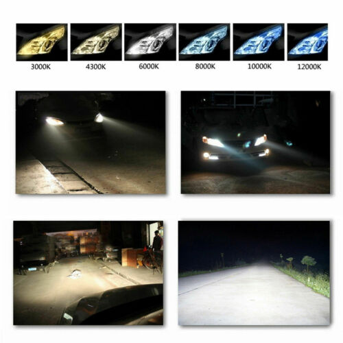 2x35W D1S XENON HID HEADLIGHT Lamp Conversion Replacement BULB 6000//8000//10000K