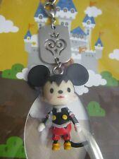 Disney Kingdom Hearts Avatar Mascot Phone Strap Mickey Mouse Boy Brand New