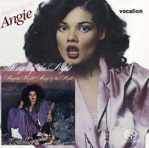 Angela Bofill - Angie & Angel of the Night  [SACD Hybrid Stereo] - CDSML8542