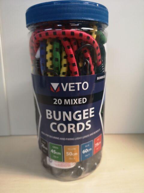 20 pcs Mixed Set cordon élastique bunmix 20