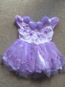 age 0  6 Months romany style baby girls frilly purple party dress Summer Beads - Colchester, United Kingdom - age 0  6 Months romany style baby girls frilly purple party dress Summer Beads - Colchester, United Kingdom
