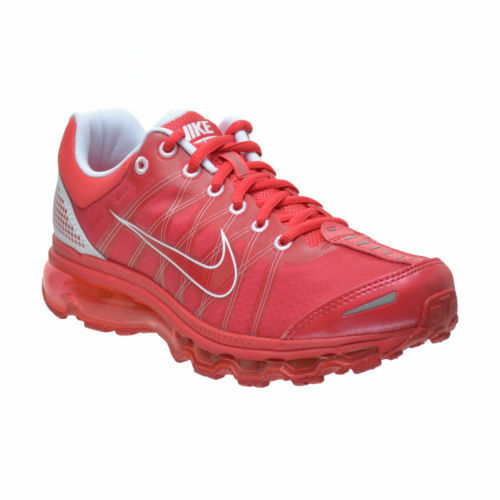 Nike Air Max 2009 Uomo Running Shoes  6.5 and 7 Action Red 486978 600