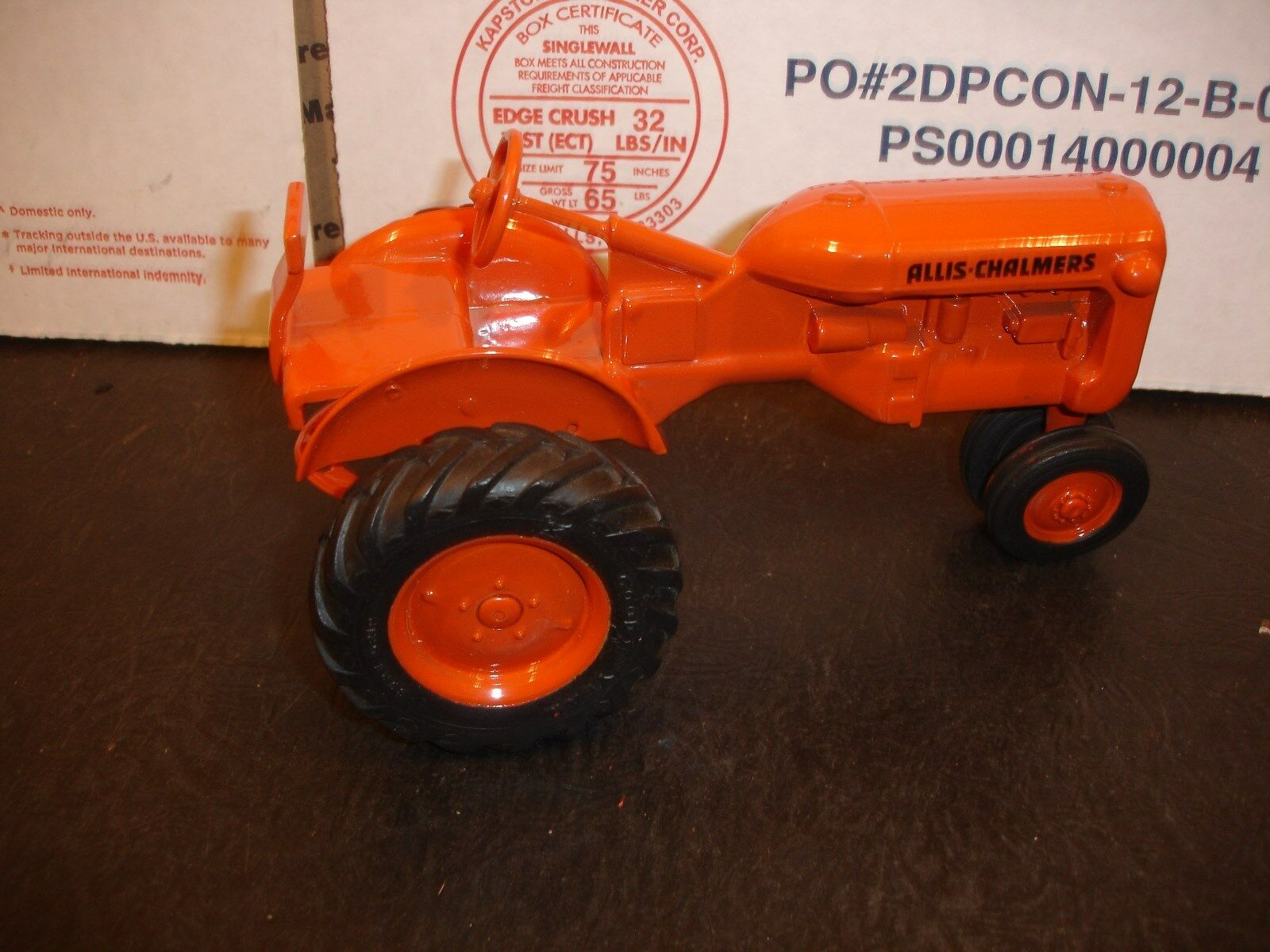 1 12 Allis Chalmers  C  Toy Tractor
