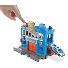 Hot Wheels FNB00 City Downtown Police Station Breakout Playset