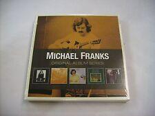 MICHAEL FRANKS - ORIGINAL ALBUM SERIES - 5CD NEW SEALED BOXSET 2012