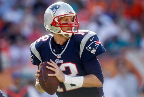 "003 Tom Brady NFL American Football Quarterback Stars 35/""x24/"" Poster"