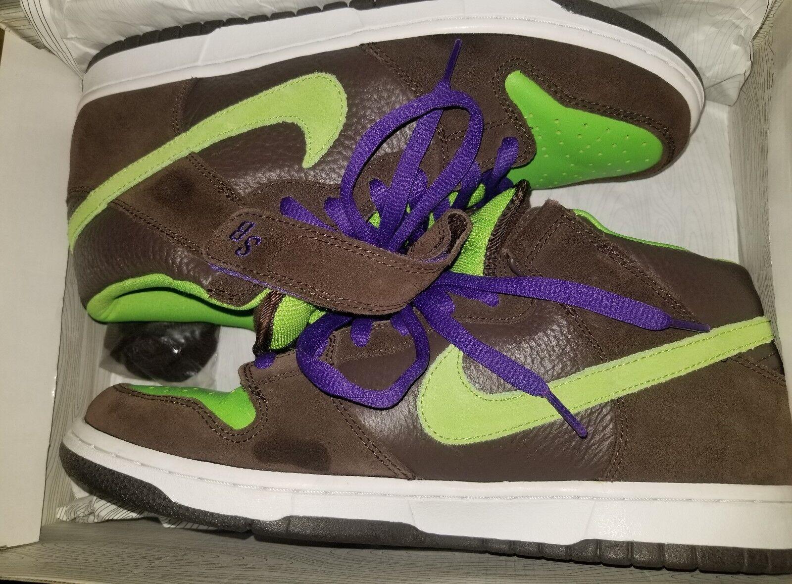 promo code d4200 2fceb Gli uomini di sono le scarpe nike nuove di uomini zecca con la  scatola.verde militare.nero.rosso.dimensioni 9.5 f39fec