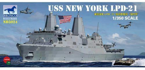 USS Branco 1   350, Nueva York, LPD - 21, nb5024.