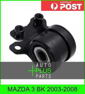 Fits-MAZDA-3-BK-2003-2008-Rear-Control-Arm-Bush-Front-Control-Arm-With-Shaft