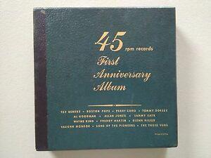 Rca victor rpm st anniversary album registros