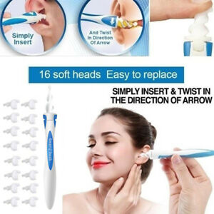 Ear-Wax-Cleaner-Removal-Swab-Earwax-Remover-16-Tips-Spiral-Soft-Tool-Earpick