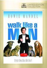 Walk Like a Man DVD 1987 Howie Mandell Christopher Lloyd, Cloris Leachman (MOD)