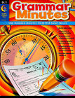 Grammar Minutes Gr. 3 by Carmen S Jones (Paperback / softback, 2003)