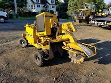 Stump Grinder Vermeer Diesel Sc 352
