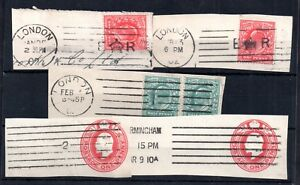 GB-KEVII-collection-of-Machine-Cancels-WS10410