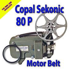 Copal Sekonic 80P 8mm Cine Projector Belt (Main Motor Belt)
