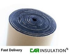 3m² Roll Thin 3mm Sound Proofing Deadening Heat Insulation Thermal Van Car Boat