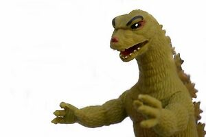 Details about rare vintage mexican 7 5 inch bootleg godzilla