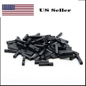100Pcs-1P-Dupont-Jumper-Wire-Cable-Housing-Female-Pin-Connector-2-54-mm-Pitch
