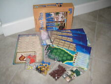 USED but 100% Puerto Rico Board Game 2002 Andreas Seyfarth Rio Grande Games USA