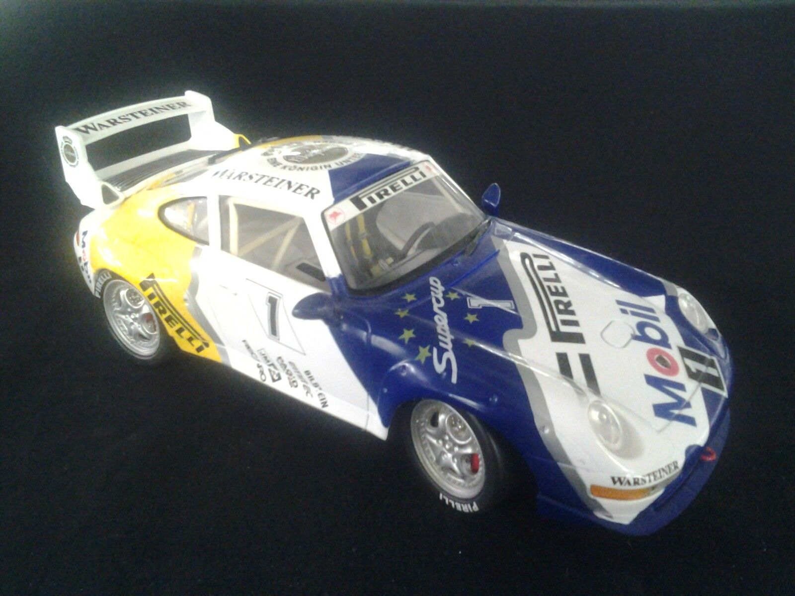 Anson Porsche 911 GT2 1 18 Porsche Supercup (MCC)