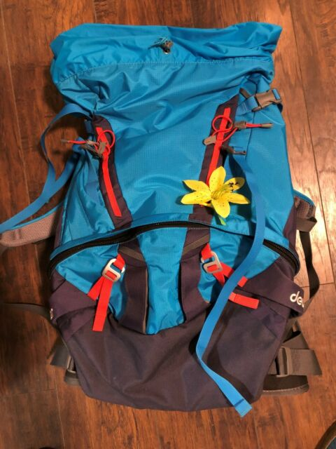 Salewa Alp Trainer 30 + 3L Backpack Women's Outdoor Trekking and Hiking Dry Tech | eBay
