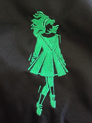 Personalizado Irlandés Baile Zapato/Tote/Escuela/PE bolso de lazo