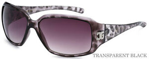 Women-CG-Fashion-Eyewear-Designer-Wrap-Sunglasses-UV-Protect-T-Black-CG125