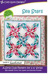 Sea-Stars-Quilt-Pattern-by-Cozy-Quilt-Designs