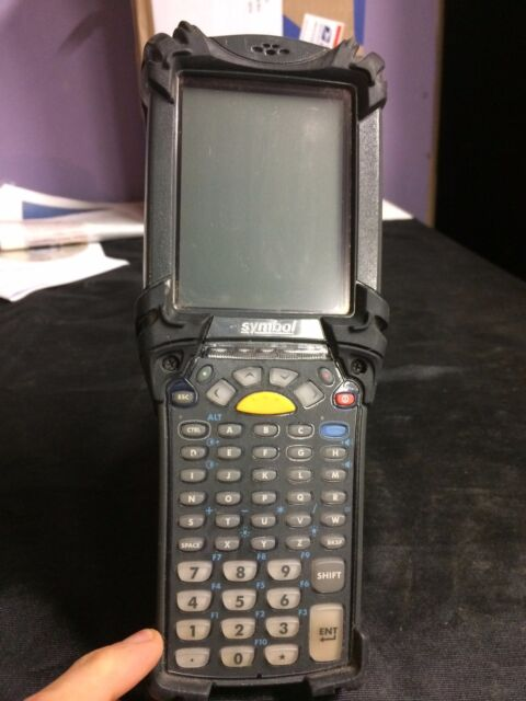 Symbol Motorola MC9060-GF0HBAB00WW Wireless Barcode Scanner Windows