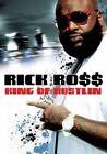 King of Hustlin' [Documentary] by Rick Ross (Rap) (DVD, Sep-2013, Azure)