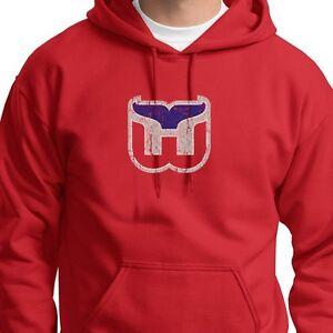 9ffa0676 Image is loading HARTFORD-WHALERS-Retro-Hockey-T-shirt-Jersey-Vintage-