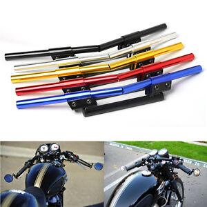 Adjustable-22mm-7-8-039-039-Clip-On-Guidons-Bracelet-Moto-Auto-Pr-Honda-Yamaha-Harley