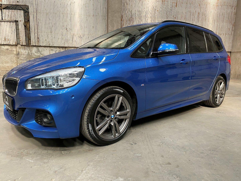 BMW 218i 1,5 Gran Tourer Sport Line aut. 7p 5d - 299.900 kr.