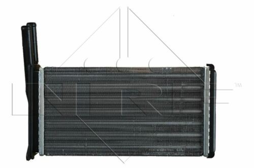 NEW NRF HEATER RADIATOR HEAT EXCHANGER OE QUALITY REPLACEMENT 58608