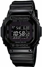 Casio GW-M5610BB-1 G-SHOCK MULTIBAND 6 Watch GW-M5610BB-1 New Free Shipping