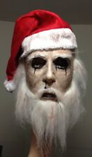 Zombie Claus  Halloween Mask  Jason Freddy Myers Christmas Santa Silent Night
