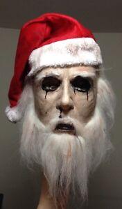 Zombie-Claus-Halloween-Mask-Jason-Freddy-Myers-Christmas-Santa-Silent-Night
