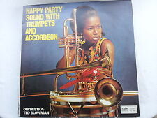 Orchester Ted Blowman - Happy Party Sound with Trumpets and Accordeon