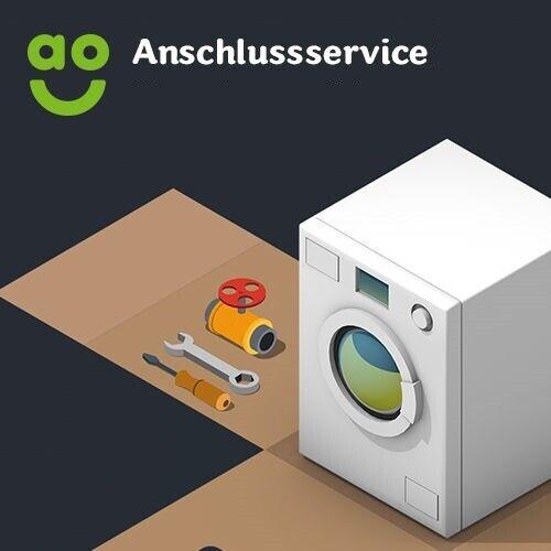 AO Anschlussservice f. freist. Waschmaschinen, Geschirrspüler und Waschtrockner